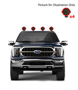Black Horse Armour Roll Bar Kit Matte Black Fit 2000-2021 Ford F-150