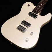 Fender Made In Japan Modern Telecaster Hh Rosewood Fingerboard Olympic Pearl