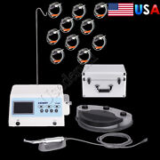 Us Dental Brushless Implant Motor System+ Contra Angle Handpiece/tube Fit Nouvag