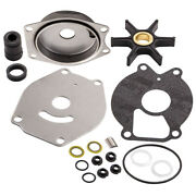 Outboard Water Pump Impeller Kit Fit For Mercury 9.9-25hp 46-99157t2 W/ Warranty