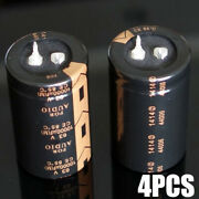 4x63v 10000uf Replacement Power Electrolytic Capacitor For Elna Audio 3050mm