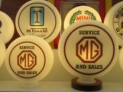 Mg Service And Sales Style Gasoline Gas Pump Globes Selection Petrol Pump Globe
