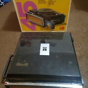 Awesome Kodak Moviedeck 455 8mm / Super 8 Movie Projector Vintage Compact