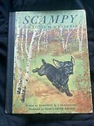 Scampy The Little Black Cocker By Dorothy K L'hommedieu And Marguerite Kirmse 1955