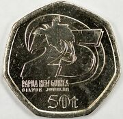Papua New Guinea 2000 50t 25th Anniv. Of Independence