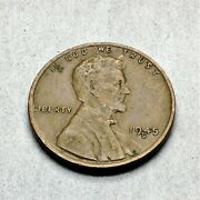 1945 S Us. Wheat Penny Ch2