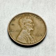1945 Us. Wheat Penny Ch2
