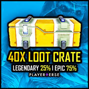 Outriders - 40x Legendary/epic Loot Chest - Ct15 / Lv50 - Pc/ps4/5/xbox One/x