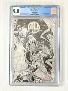Age Of Ultron 10 1100 Variant Cgc 9.8 Nm/m 1st Angela In Marvel Avengers Thor