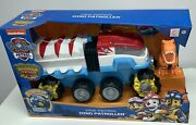 Paw Patrol Dino Rescue Dino Patroller Motorized Team Vehicle Chase And T-rex C