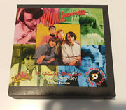 The Monkees – 18 Great Singles Box Set 45 Rpm Pink Color Vinyl Records