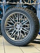 22 Land Rover Defender L663 90 110 Rotiform Jdr Wheels And All Tyres 5x120