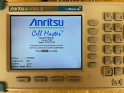 Anritsu Mt8212b Cell Master Handheld Cable, Antenna And Base Station Analyzer