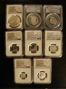 2016 Limited Edition Proof Set W/ogp Mixed Pcgs And Ngc All Pr70 See Pics / List