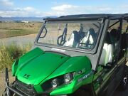 Teryx 4 Tip Out Glass Windshield