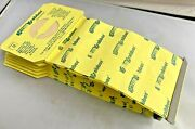 Germ Grabber Style U Filter Electrolux Vacuum Bags Lot Of 9 Unused Yellow New