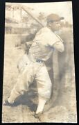 Orig. 1935 Jimmy Foxx Philadephia Aand039s Baseball Hof Player Wire Photo
