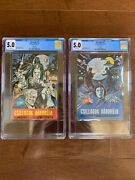 Star Wars Comic Hungary Edition 1 And 2 - Not Cgc 9.8 But Single Highest Graded