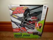 Air Hogs Axis 200 Rc Helicopter Brand New Free Usps Shipping