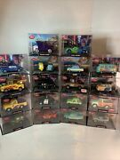 Disney Store Cars/cars 2 Lot 18 Cars In Case See Notes