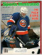 Billy Smith Autographed Sports Illustrated May 23 1983