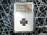 1-crucifier Of Jesus 26-36ad Rare Pontius Pilate Minted Only3 Years Ngc Cert.