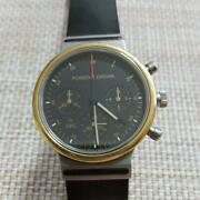 Porsche Design By W Name Menand039s Watch Maintained New Battery Ex++ Rare