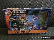 Hasbro Angry Birds Star Wars Jenga Death Star Game - For Parts
