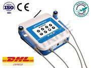 Laser Physiotherapy Red And Ir Laser Therapy Machine 2 Probe And 120 Programs 980nm
