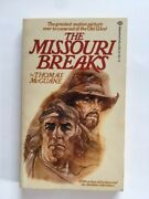 The Missouri Breaks - 1st. Ed. By Thomas Mcguane