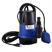 1/2 Hp 2000gph Submersible Water Pump Clean Clear Dirty Swimming Pool Pond Flood