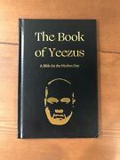 The Book Of Yeezus   Bible For The Modern Day Kanye West - Yeezy