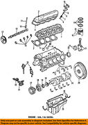 Ford Oem 84-94 F-350-valve Cover Gasket E3tz6584f