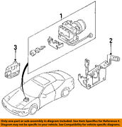 Ford Oem 94-97 Probe-abs Pump And Motor Assy F42z2c257a