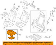 Ford Oem Mustang Front Seat Bottom-foam Cushion Pad Insert Right Dr3z63632a22b