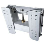 Manual Adjustable 4and039and039 Setback Outboard Boat Single Jack Plate