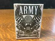 Nomades Official U.s. Army Playing Cards Designed By Jackson Robinson Sealed Box