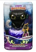 Brand New Sealed Dreamworks Dragons Flying Toothless Interactive Dragon