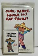 Ft Sing Dance Laugh And Eat Tacos By Barbara Macarthur Cassette And Cd