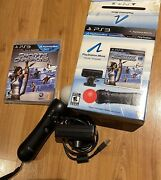 Ps3 Playstation Move Bundle Camera And Controller