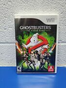 Ghostbusters The Video Game Nintendo Wii Complete W/ Manual, Near Mint