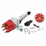 Edelbrock Red Cap Magnetic Trigger Maxfire Distributor For Ford 332-428 Fe 22757