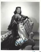 Actress Donna Reed Gorgeous Signed Pin-up Photo - Itand039s A Wonderful Life Star
