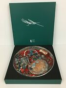 Stering Ruby - Basin Theology Plate - Limited Edition Of 175 Sold Out