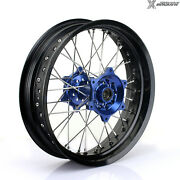 Yzf Yz-f 250 450 17and039and039x3.5 Front Spoked Wheel Set For Yamaha Yz250f Yz450f 09-13