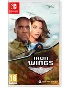 Iron Wings Nintendo Switch Neuf Sous Blister