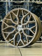 22 Genuine Niche New Land Rover Defender 90 110 L663 5 Alloy Wheels And Tyres