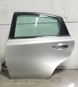 2015 Nissan Altima Rear Left Door Shell Assy Glass And Interior Trim Panel Oem