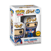 Pop Icons Evel Knievel Wearing Cape Chase - Limited Edition With Helmet