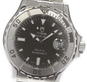 Tudor Hydro Note 89190p Cal.2824-2 Black Dial Automatic Menand039s Watch_611067
